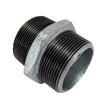 Galvanised Malleable Fittings